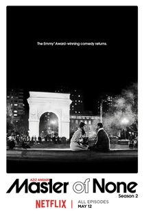 Master of None (2ª Temporada) - Poster / Capa / Cartaz - Oficial 2