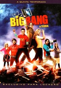 Big Bang: A Teoria (5ª Temporada) - Poster / Capa / Cartaz - Oficial 3
