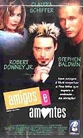 Amigos e Amantes - Poster / Capa / Cartaz - Oficial 2