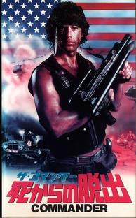 Commander - O Último Soldado Americano - Poster / Capa / Cartaz - Oficial 3