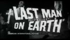 The Last Man on Earth Trailer (1964) Vincent Price