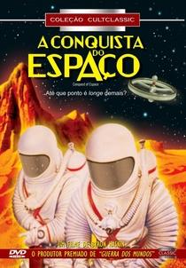 A Conquista do Espaço - Poster / Capa / Cartaz - Oficial 2