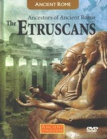Ancestrais da Roma Antiga: Os Etruscos - Poster / Capa / Cartaz - Oficial 1