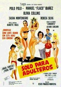 Somente para Adúlteros - Poster / Capa / Cartaz - Oficial 1