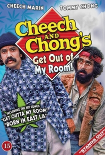 Cheech & Chong - Get Out of My Room - Poster / Capa / Cartaz - Oficial 3