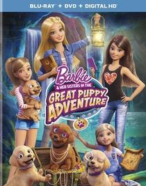 Barbie e Suas Irmãs em Uma Aventura de Cachorrinhos - Poster / Capa / Cartaz - Oficial 1