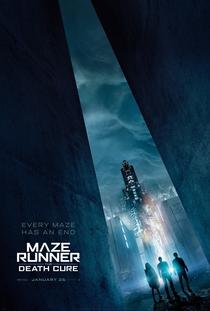 Maze Runner: A Cura Mortal - Poster / Capa / Cartaz - Oficial 2