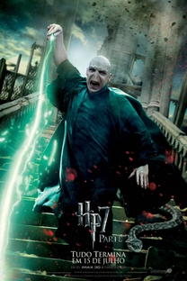 Harry Potter e as Relíquias da Morte - Parte 2 - Poster / Capa / Cartaz - Oficial 40