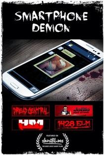 Smartphone Demon - Poster / Capa / Cartaz - Oficial 1