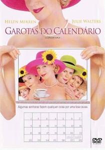 Garotas do Calendário - Poster / Capa / Cartaz - Oficial 2
