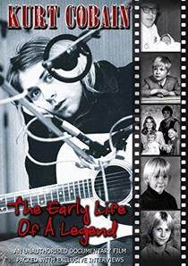 Kurt Cobain - Vida e Morte de um Mito  - Poster / Capa / Cartaz - Oficial 2