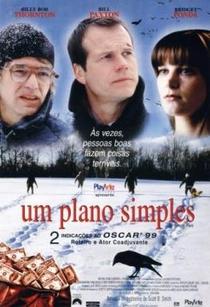Um Plano Simples - Poster / Capa / Cartaz - Oficial 4