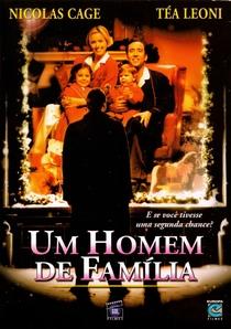 Um Homem de Família - Poster / Capa / Cartaz - Oficial 2