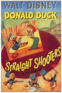 Straight Shooters - Poster / Capa / Cartaz - Oficial 1
