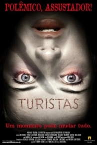 Turistas - Poster / Capa / Cartaz - Oficial 1