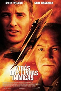 Atrás das Linhas Inimigas - Poster / Capa / Cartaz - Oficial 3