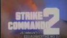 STRIKE COMMANDO 2 (1988) Trailer