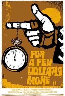 Por uns Dólares a Mais - Poster / Capa / Cartaz - Oficial 15