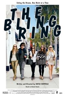 Bling Ring - A Gangue de Hollywood - Poster / Capa / Cartaz - Oficial 1