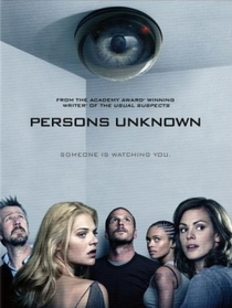 Persons Unknown (1ª Temporada) - Poster / Capa / Cartaz - Oficial 1
