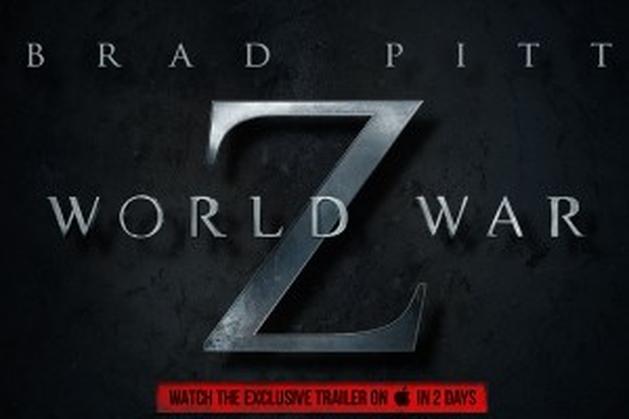 Confira Brad Pitt no primeiro trailer completo de Guerra Mundial Z!
