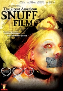 The Great American Snuff Film - Poster / Capa / Cartaz - Oficial 1