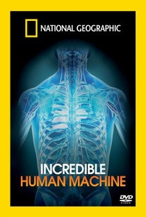 Incrível Máquina Humana - Poster / Capa / Cartaz - Oficial 1