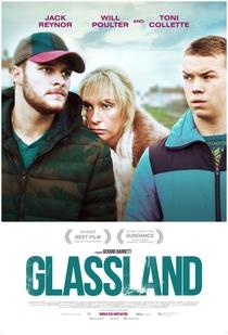 Glassland - Poster / Capa / Cartaz - Oficial 2