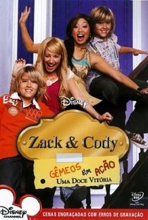 Zack & Cody: Gêmeos em Ação (3ª Temporada) - Poster / Capa / Cartaz - Oficial 2