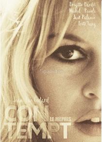 O Desprezo - Poster / Capa / Cartaz - Oficial 11
