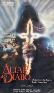 Altar do Diabo - Poster / Capa / Cartaz - Oficial 2