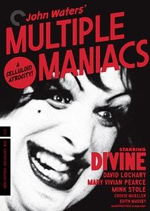 Multiple Maniacs - Poster / Capa / Cartaz - Oficial 1
