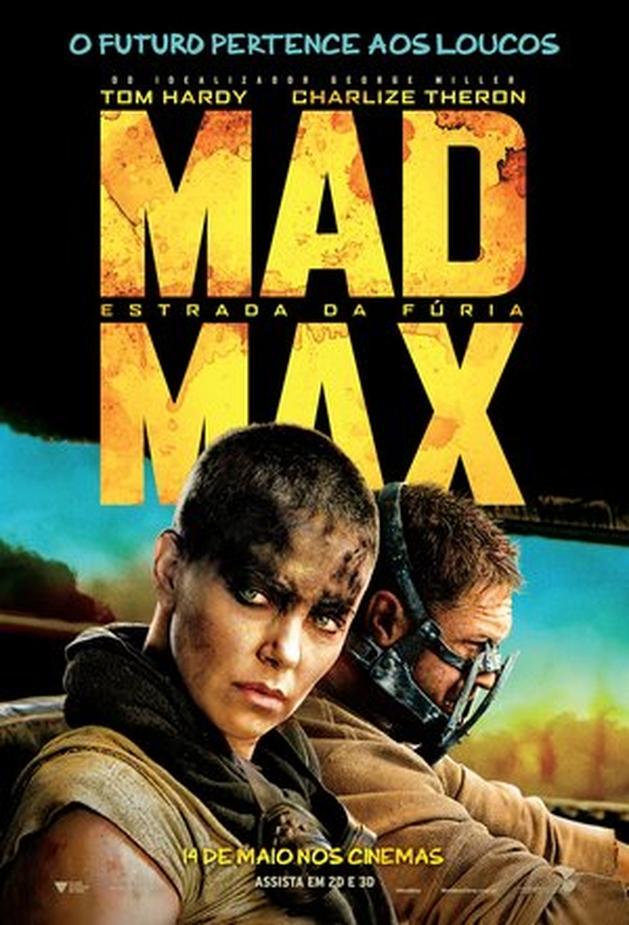Crítica: Mad Max - Estrada da Fúria