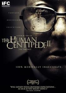 A Centopéia Humana 2 - Poster / Capa / Cartaz - Oficial 3