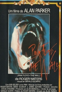 Pink Floyd - The Wall - Poster / Capa / Cartaz - Oficial 4