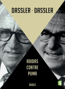 Cara a Cara - Puma vs Adidas - Poster / Capa / Cartaz - Oficial 1