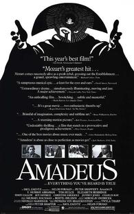 Amadeus - Poster / Capa / Cartaz - Oficial 5