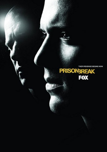 Prison Break (4ª Temporada) - Poster / Capa / Cartaz - Oficial 1