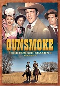 Gunsmoke (4ª Temporada) - Poster / Capa / Cartaz - Oficial 1