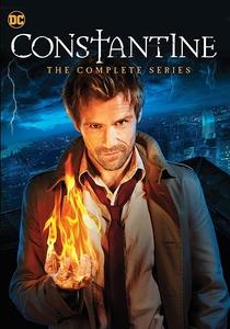 Constantine (1ª Temporada) - Poster / Capa / Cartaz - Oficial 2