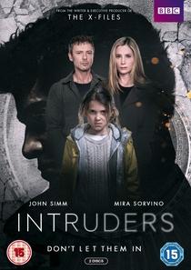 Intruders (1ª Temporada) - Poster / Capa / Cartaz - Oficial 3