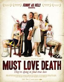 É Preciso Amar a Morte - Poster / Capa / Cartaz - Oficial 1