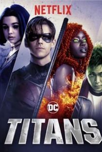 Titãs (1ª Temporada) - Poster / Capa / Cartaz - Oficial 3