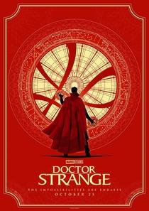 Doutor Estranho - Poster / Capa / Cartaz - Oficial 16