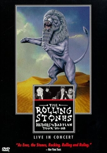 The Rolling Stones - Bridges to Babylon  - Poster / Capa / Cartaz - Oficial 1