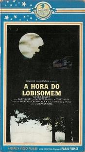 A Hora do Lobisomem - Poster / Capa / Cartaz - Oficial 6