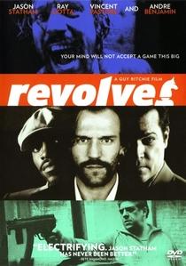 Revolver - Poster / Capa / Cartaz - Oficial 3