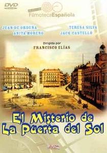 El misterio de la Puerta del Sol - Poster / Capa / Cartaz - Oficial 1