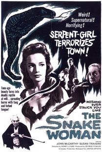 A Mulher Serpente - Poster / Capa / Cartaz - Oficial 1