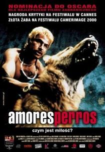 Amores Brutos - Poster / Capa / Cartaz - Oficial 3